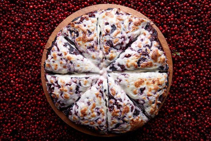 Пицца «Пиковая дама» ♠